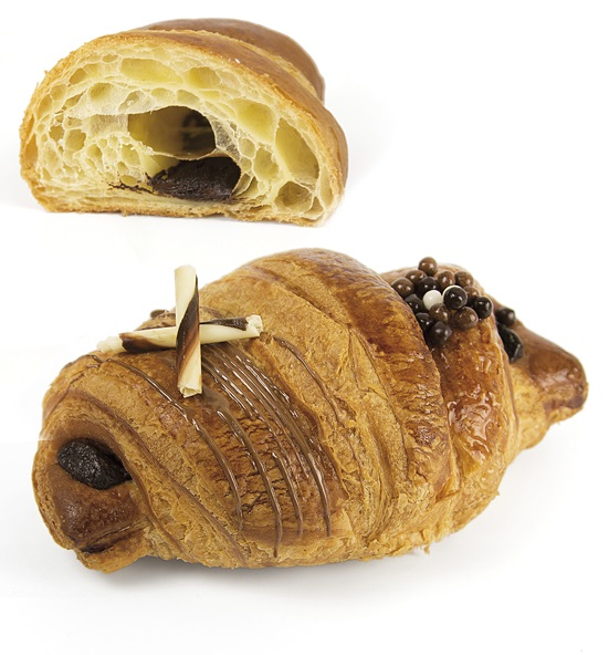 CROISSANT DUO CHOCO LECHE 42 UDS 90 GRS